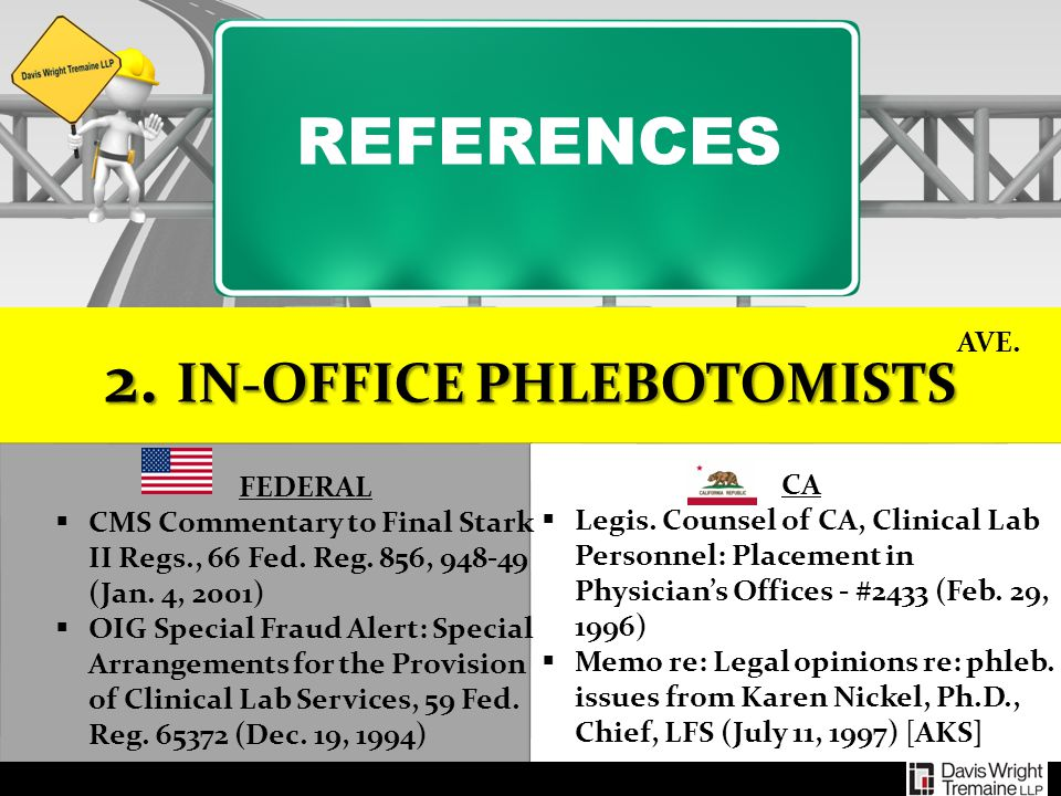 2. IN-OFFICE PHLEBOTOMISTS