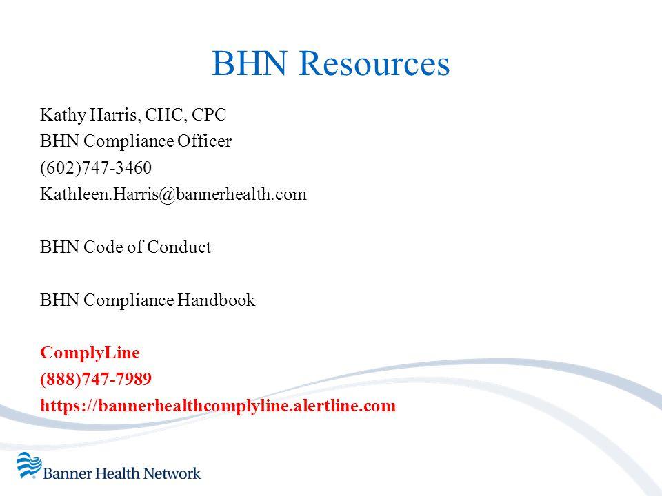 BHN Resources