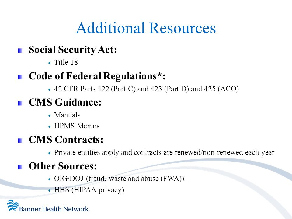 Additional Resources Social Security Act: