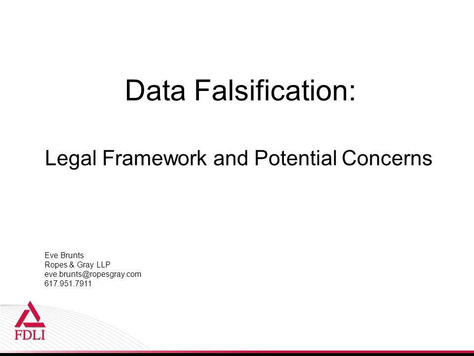 Legal Framework and Potential Concerns