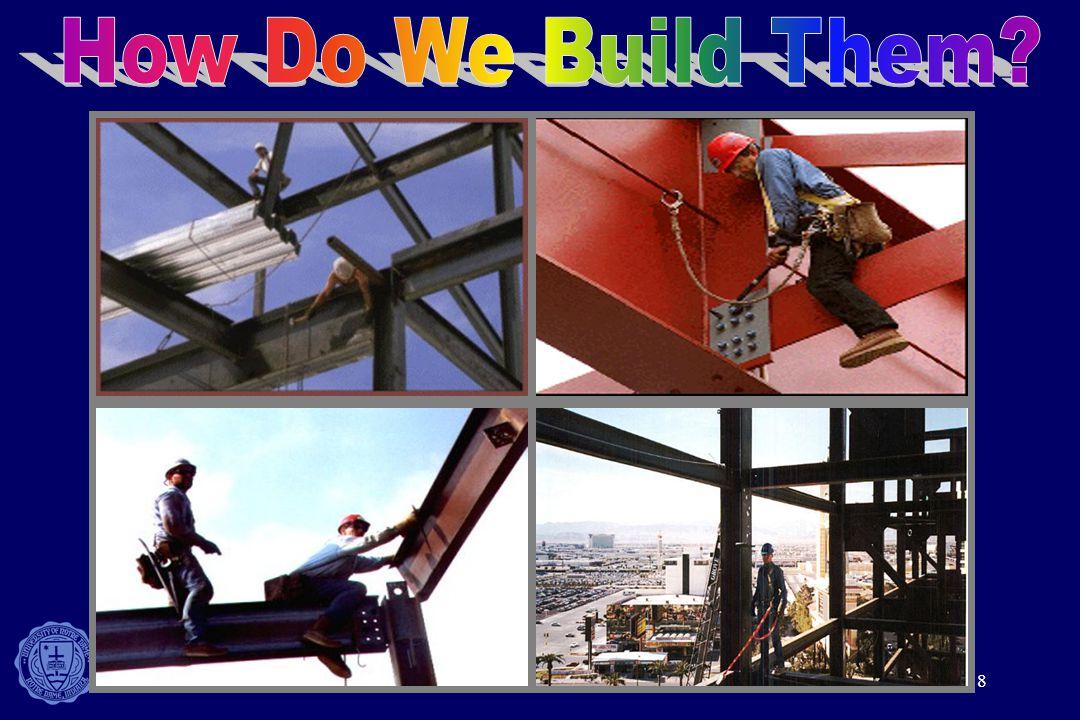 How Do We Build Them
