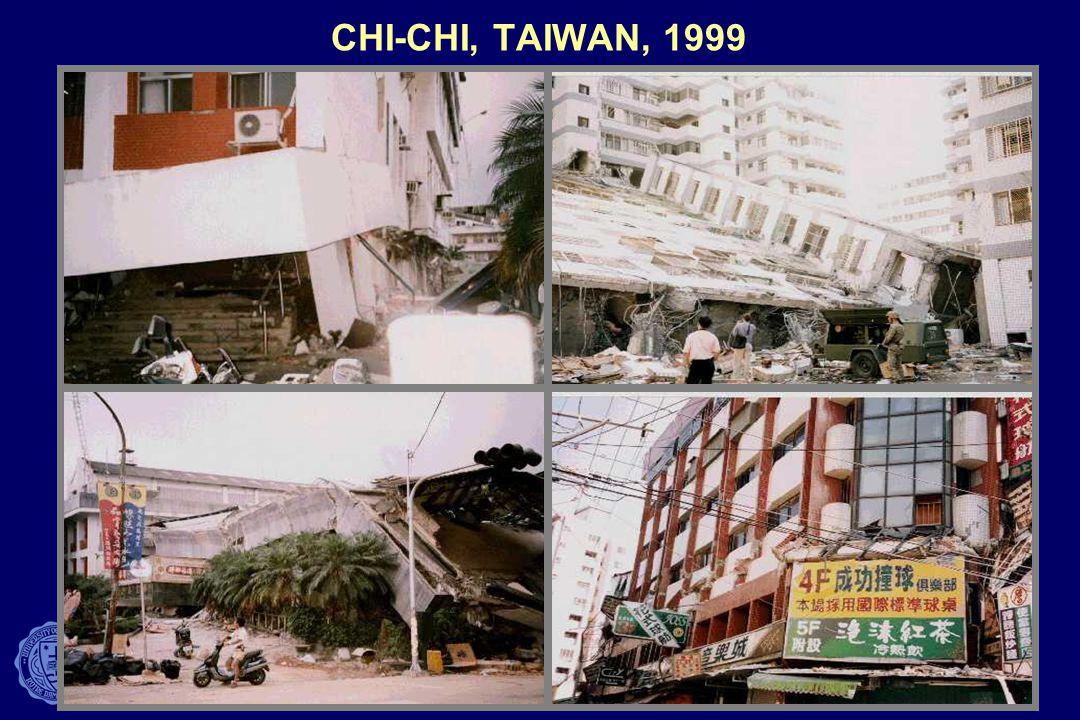 CHI-CHI, TAIWAN, 1999