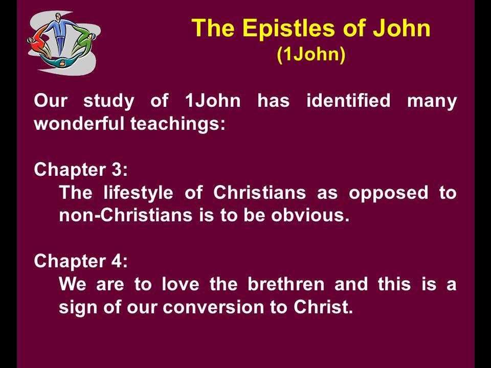 The Epistles of John (1John)