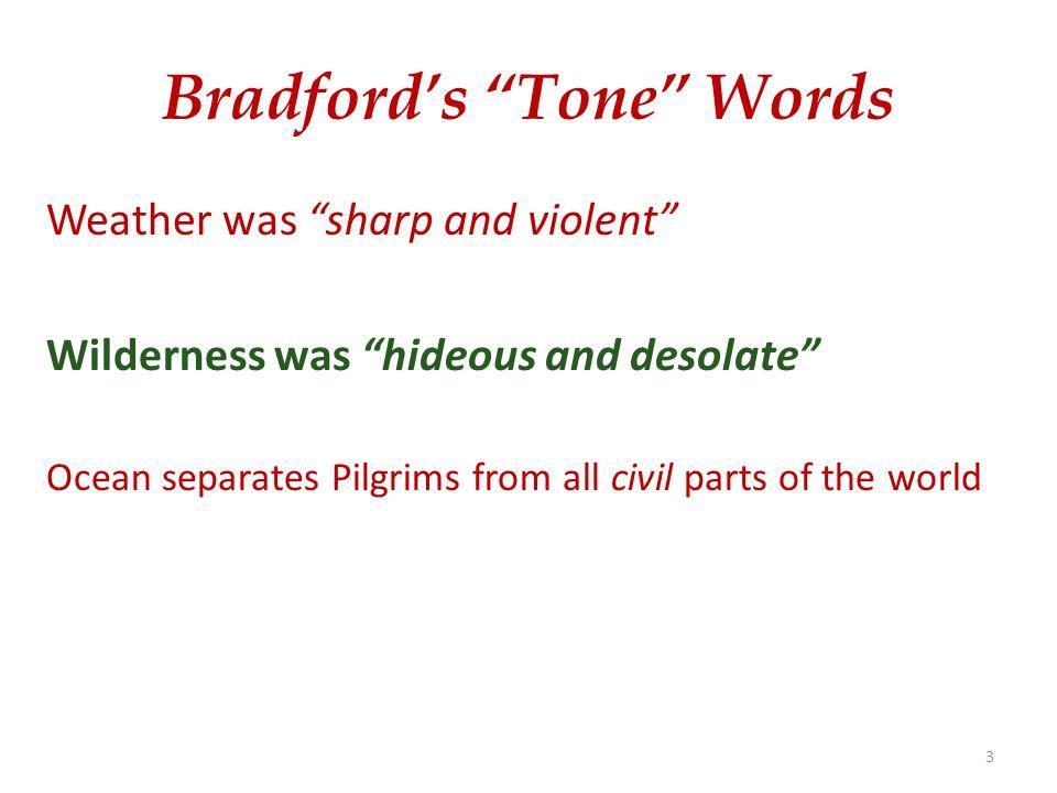 Bradford's Tone Words