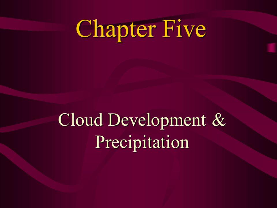 Cloud Development & Precipitation