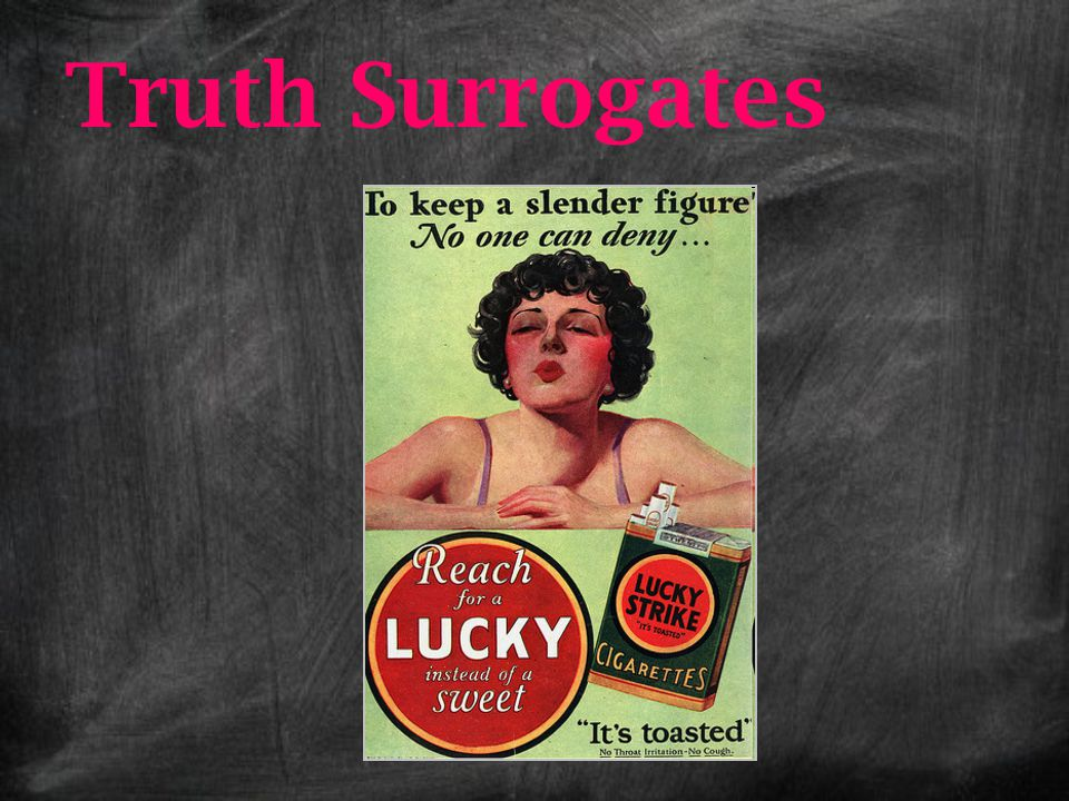 Truth Surrogates
