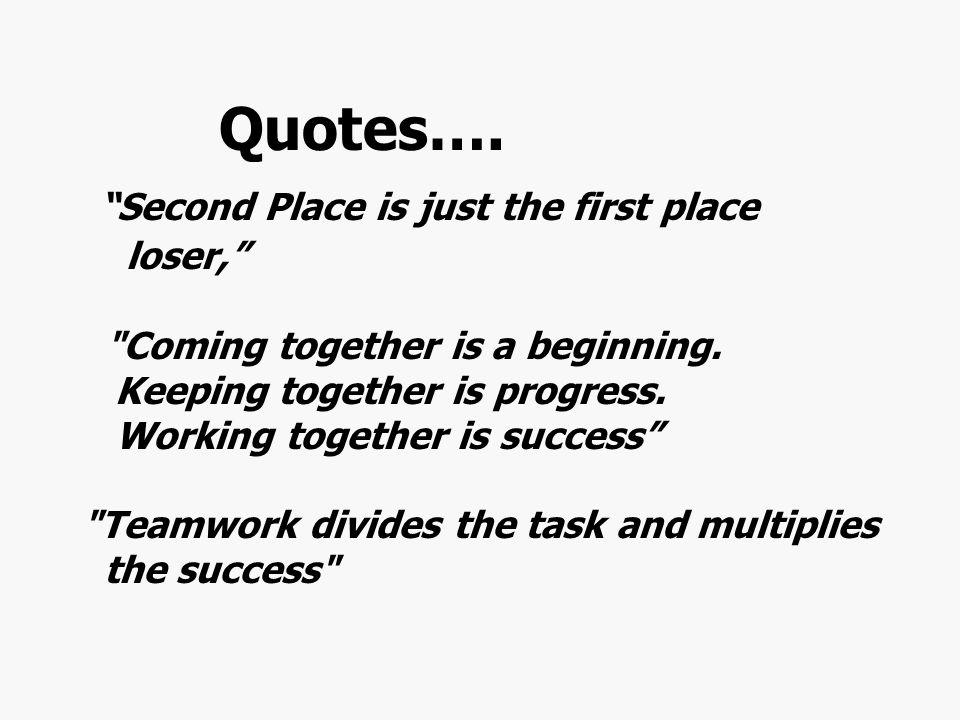 Quotes….