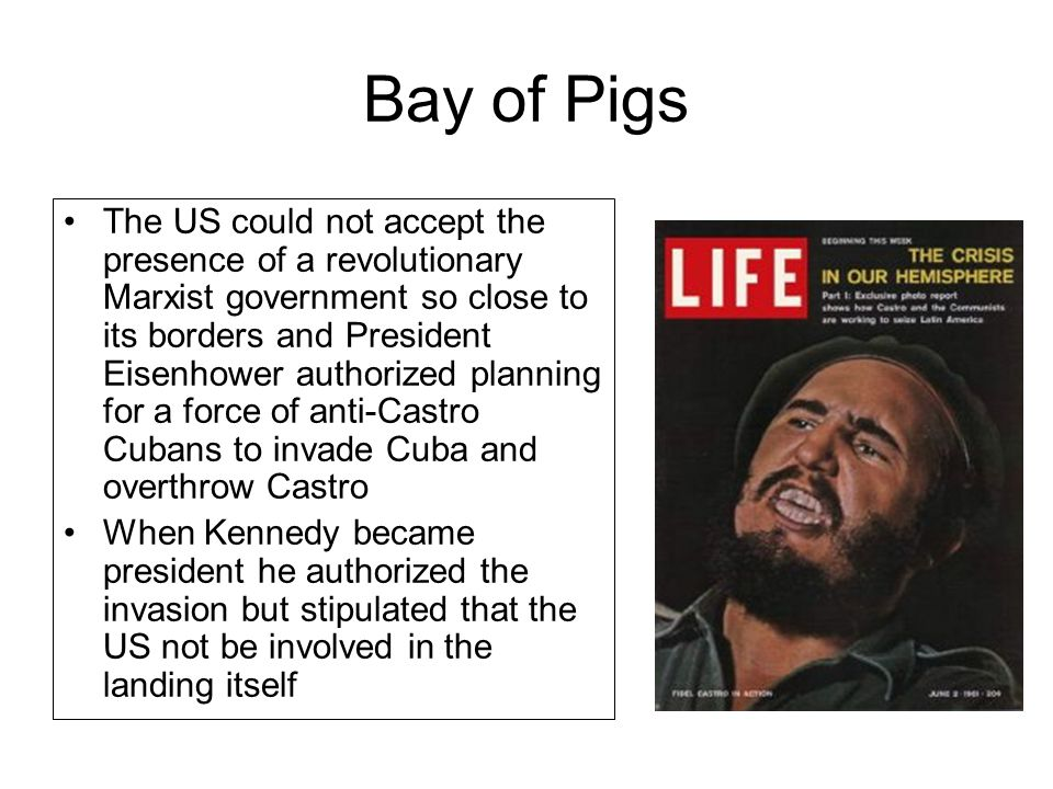 Bay of Pigs