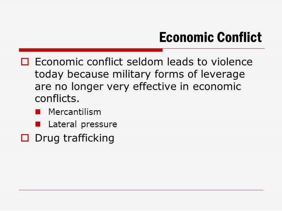 Economic Conflict