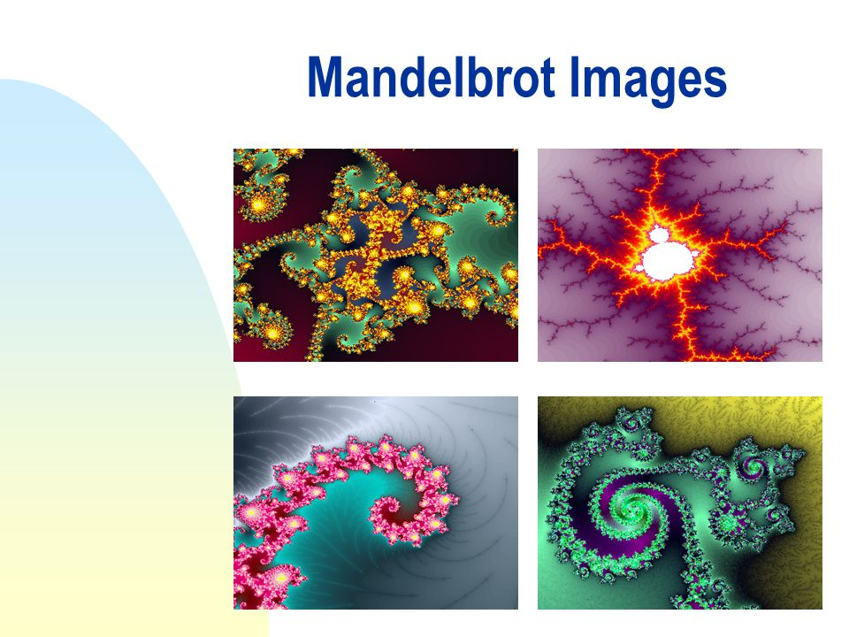 4/15/2017 Mandelbrot Images. These are deep zooms into regions near the basin boundary.