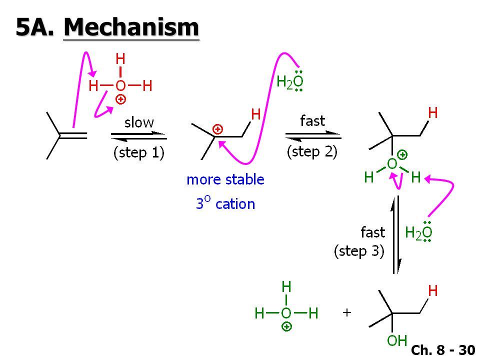 5A. Mechanism