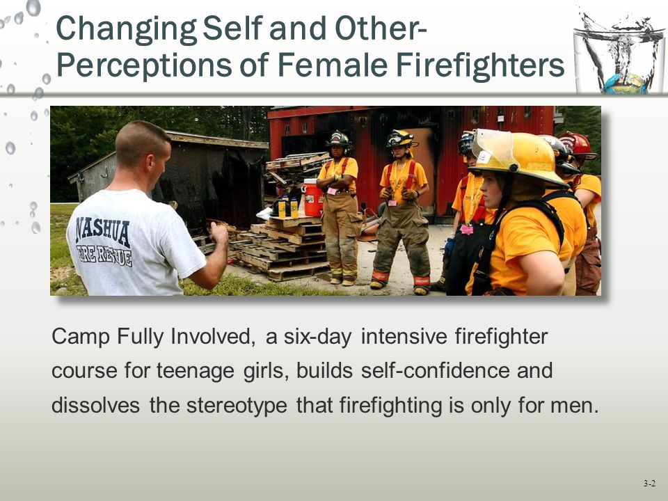 Changing Self and Other-Perceptions of Female Firefighters