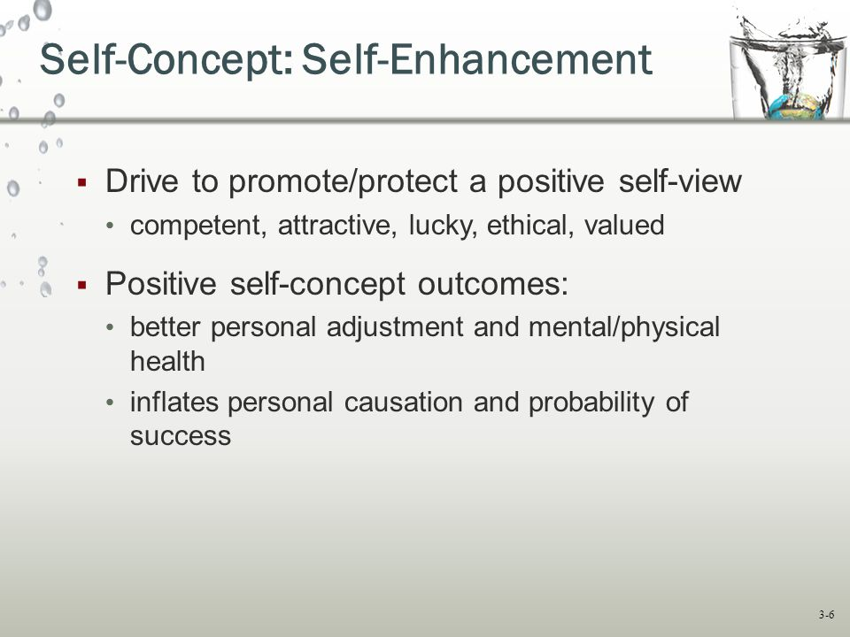 Self-Concept: Self-Enhancement