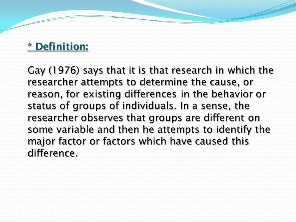 * Definition: