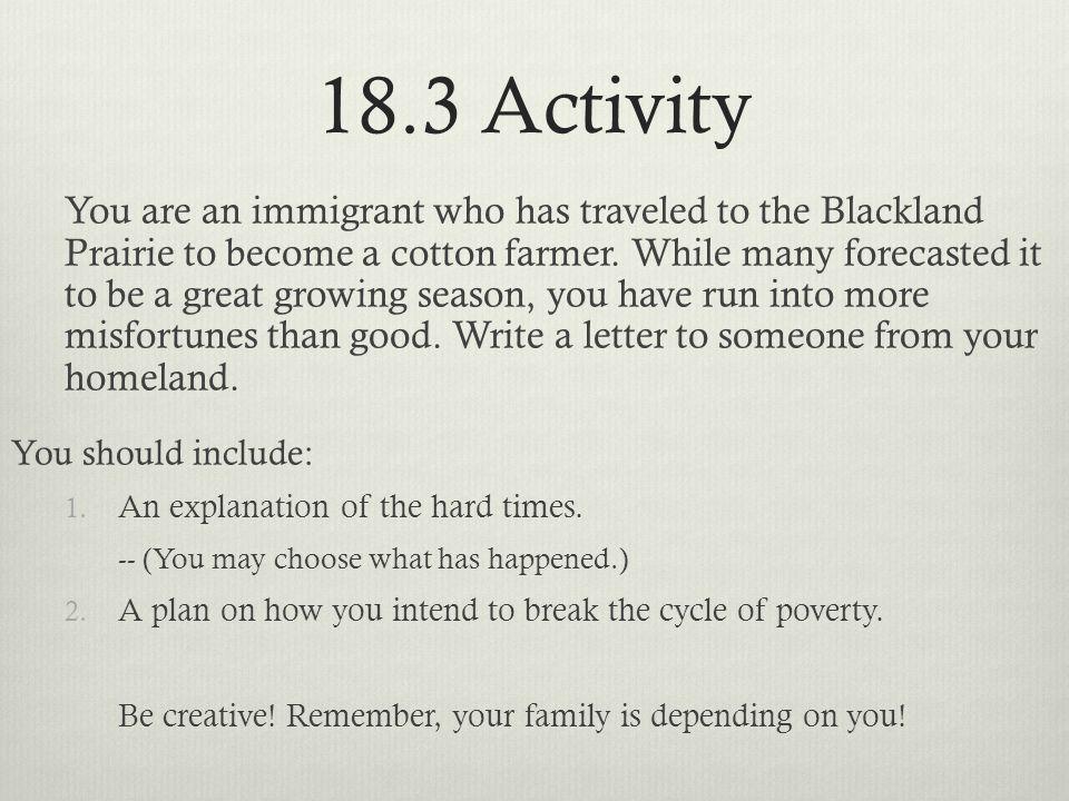 18.3 Activity