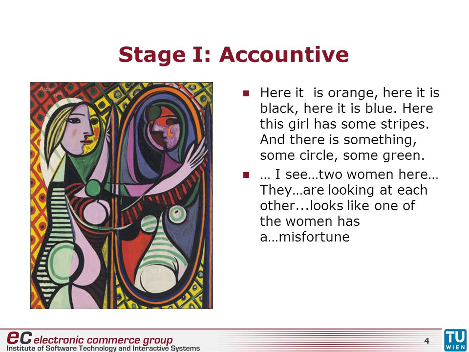 Stage I: Accountive