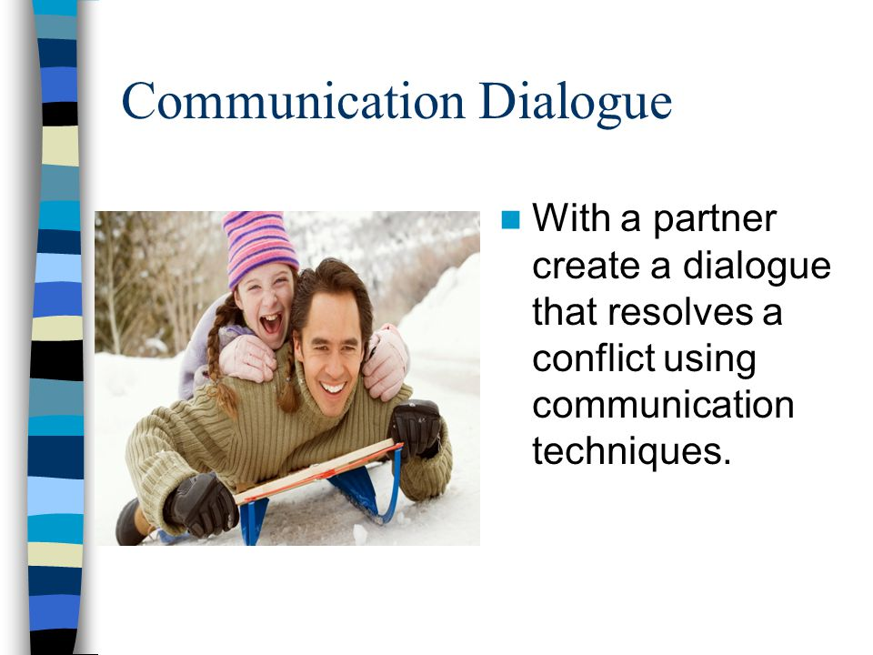 Communication Dialogue