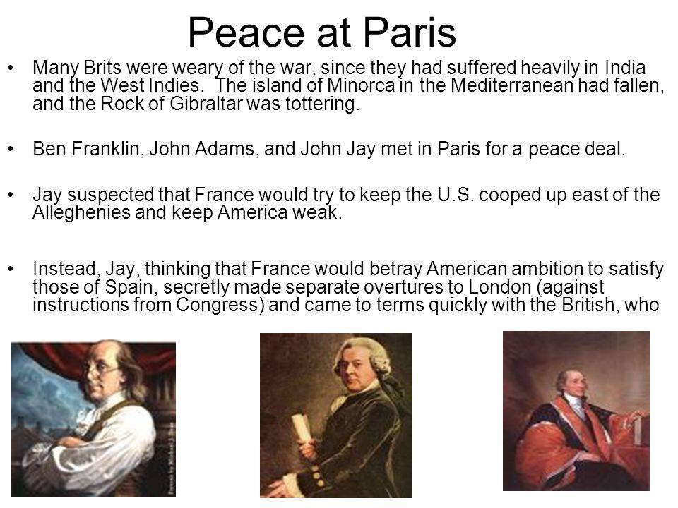 Peace at Paris