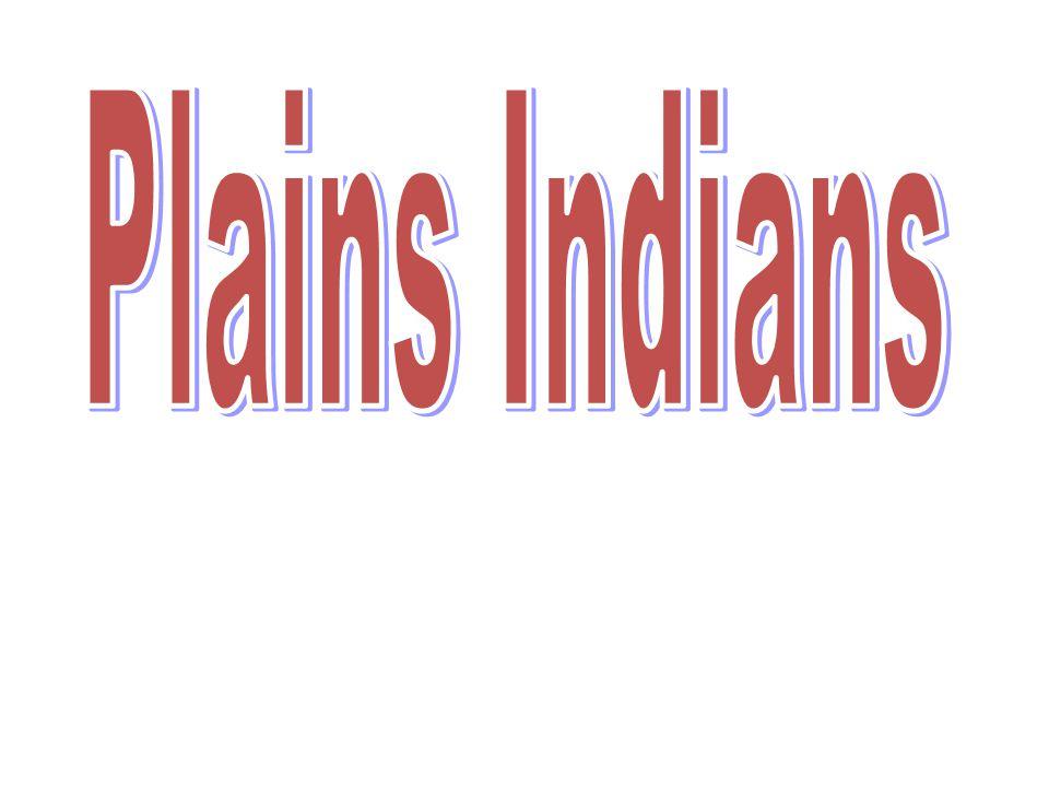 Plains Indians NCSCOS Goal 4 Page 27
