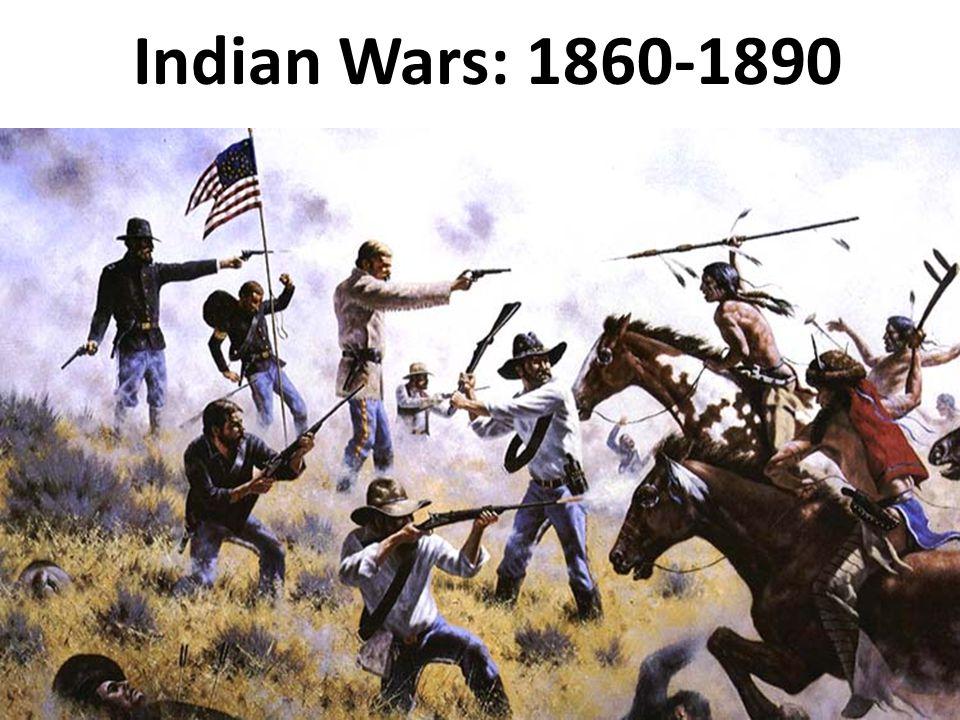 Indian Wars: 1860-1890