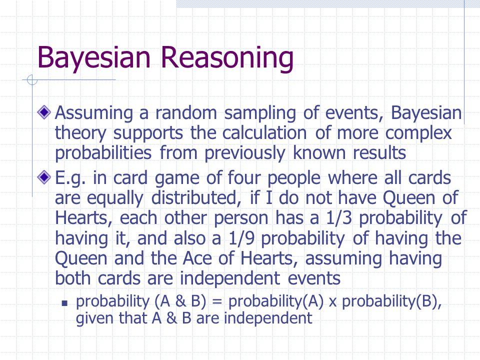 Bayesian Reasoning
