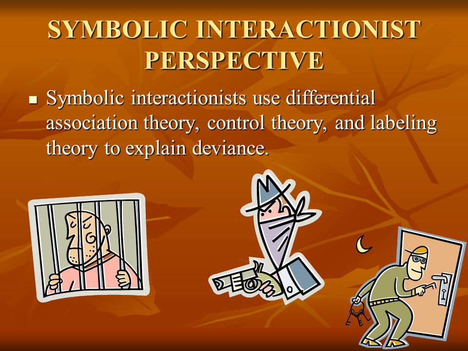 SYMBOLIC INTERACTIONIST PERSPECTIVE