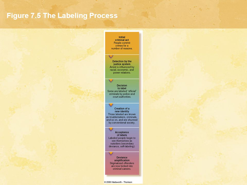 Figure 7.5 The Labeling Process
