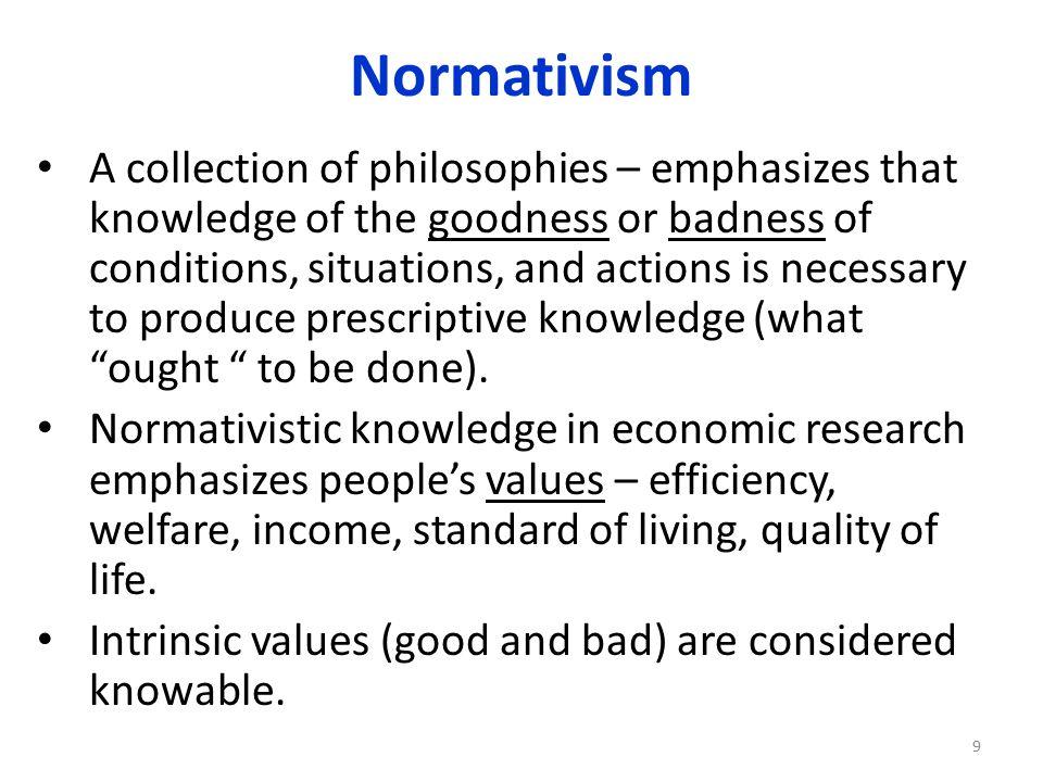 Normativism
