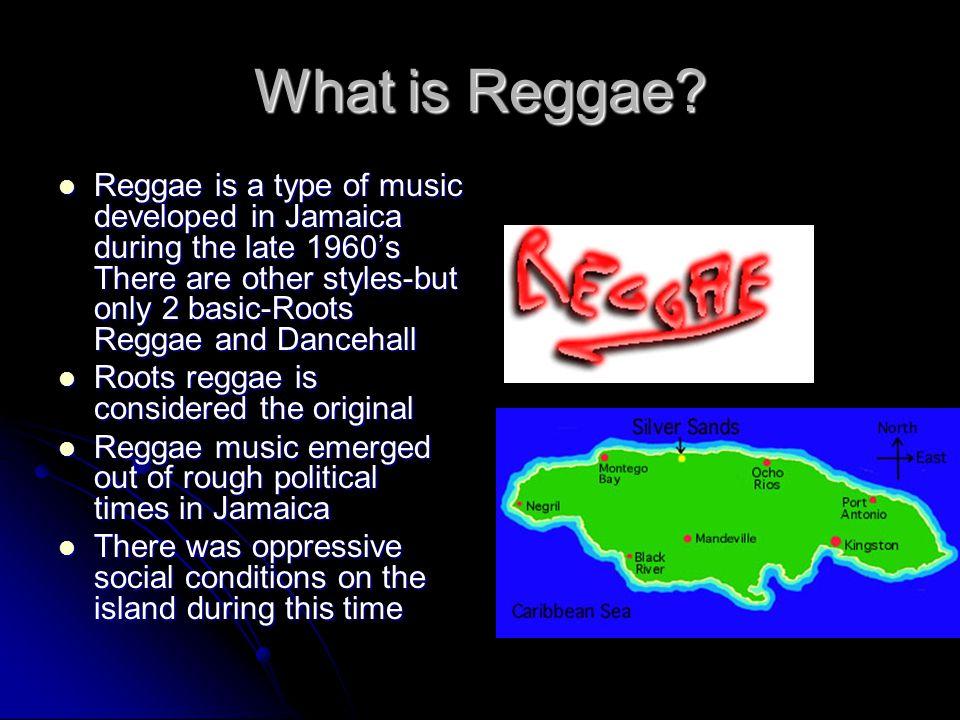 What is Reggae
