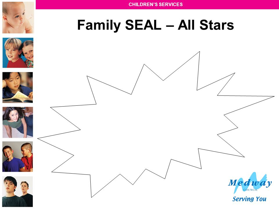 Family SEAL – All Stars