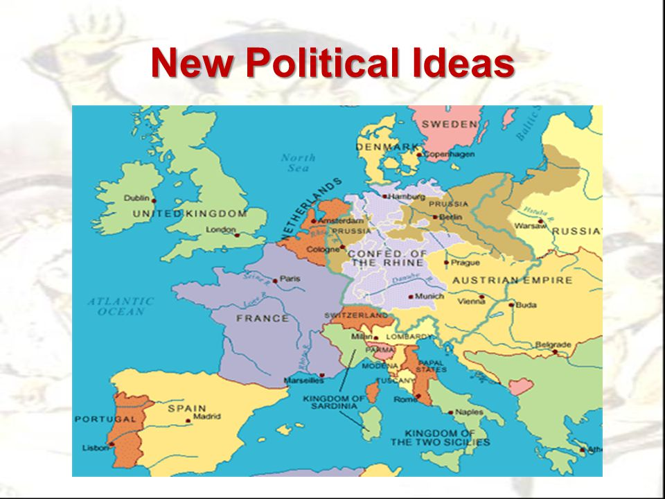 New Political Ideas