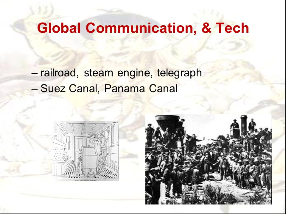 Global Communication, & Tech
