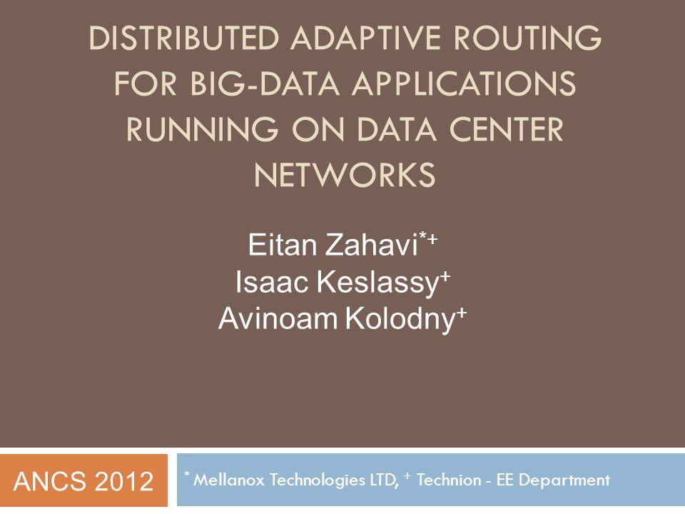 * Mellanox Technologies LTD, + Technion - EE Department