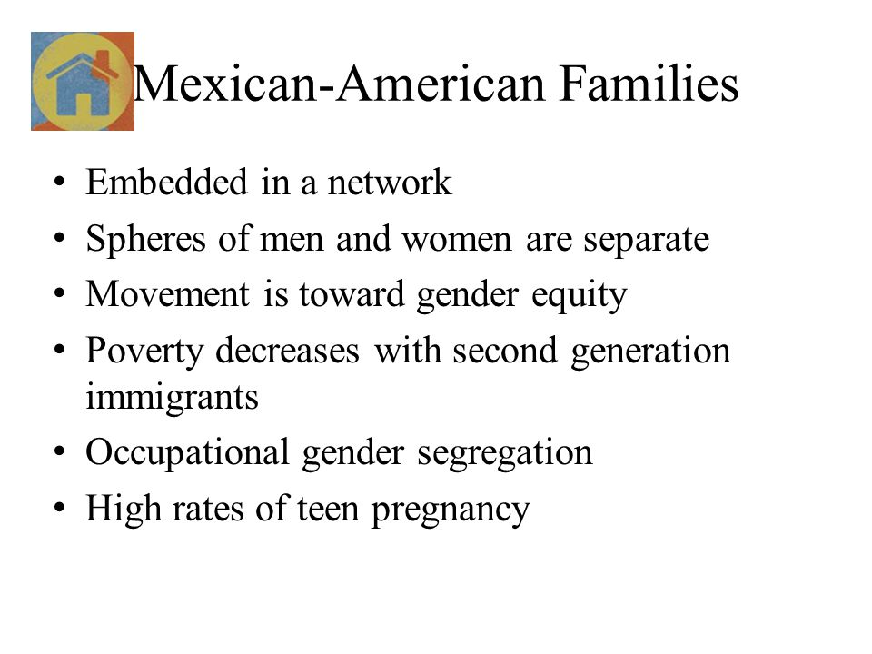 Mexican-American Families