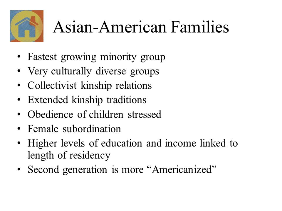 Asian-American Families
