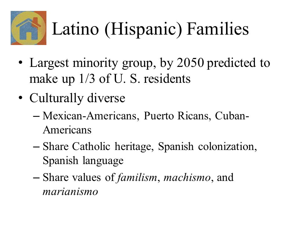 Latino (Hispanic) Families