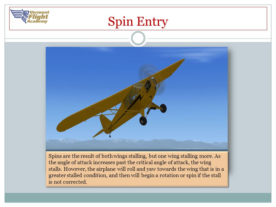 Spin Entry