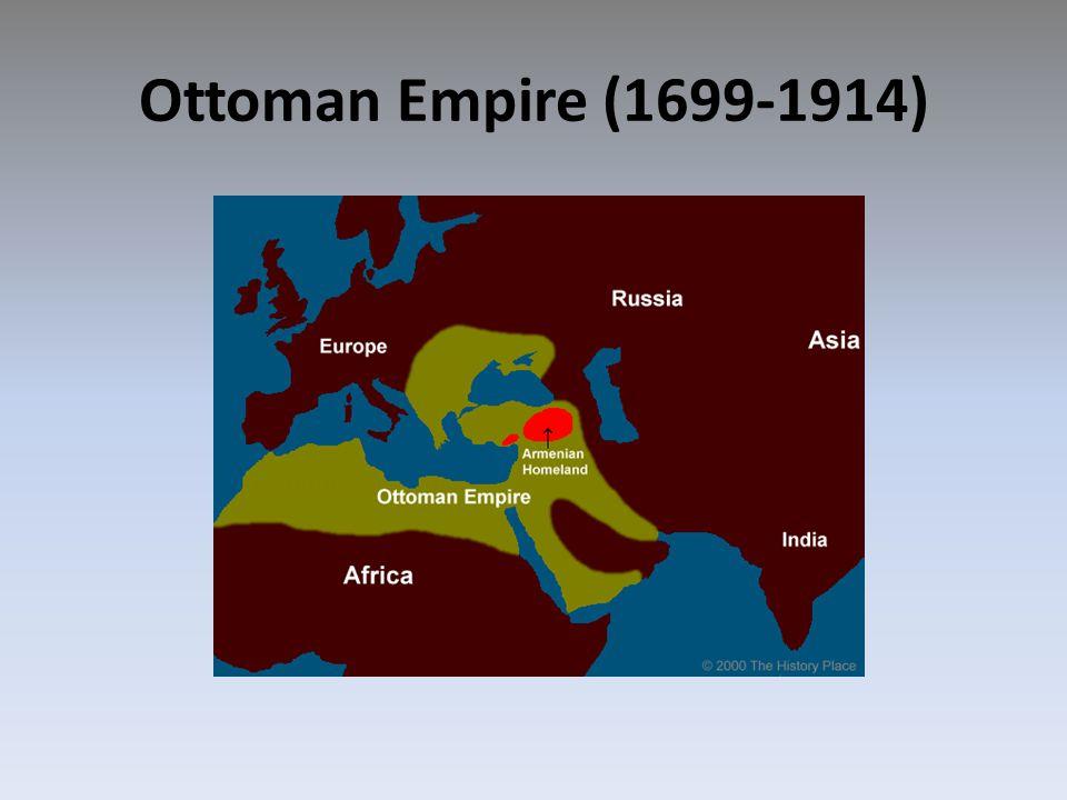 Ottoman Empire (1699-1914)