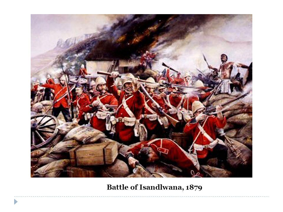 Battle of Isandlwana, 1879