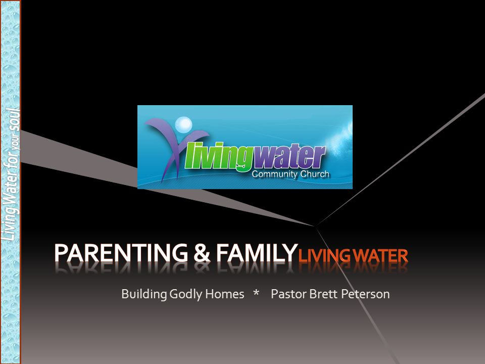Parenting & Familyliving water
