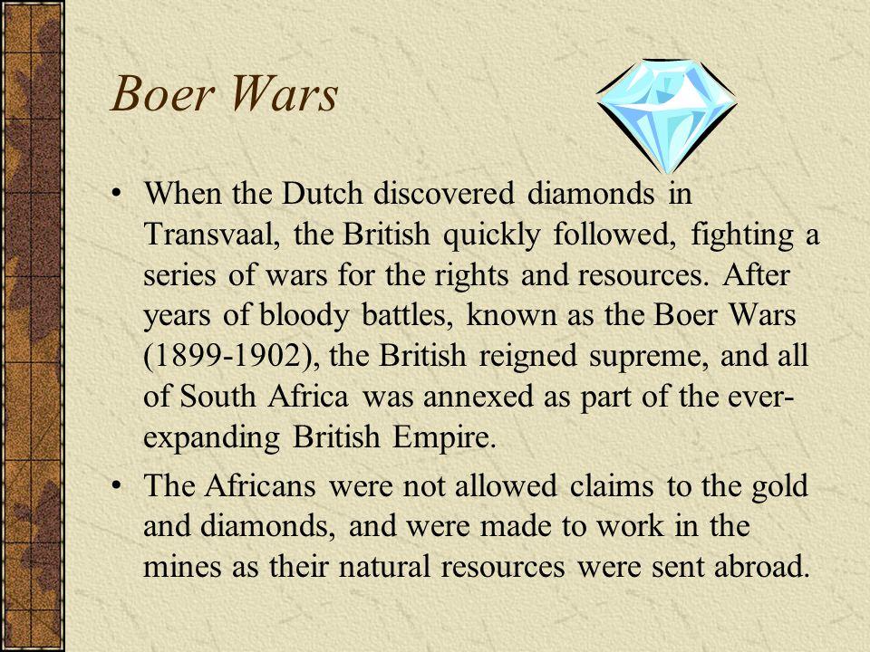 Boer Wars