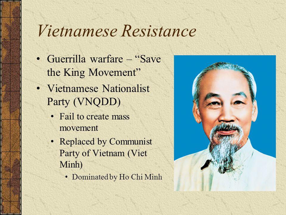 Vietnamese Resistance
