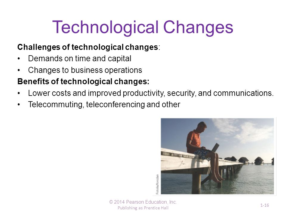 Technological Changes