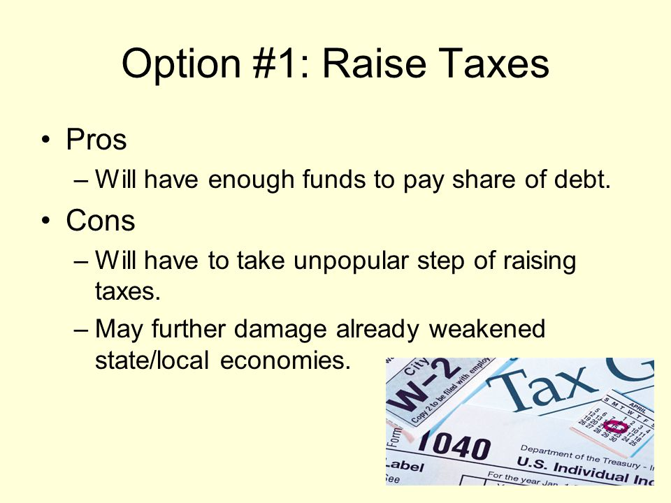 Paying taxes on option trading