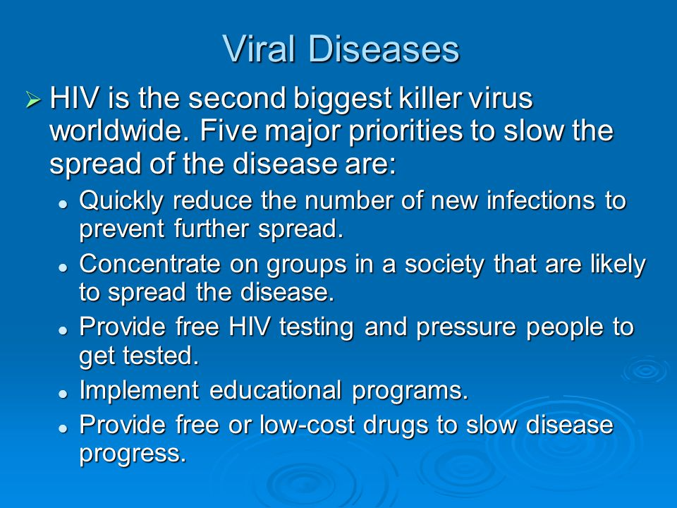 viral diseases in humans pdf