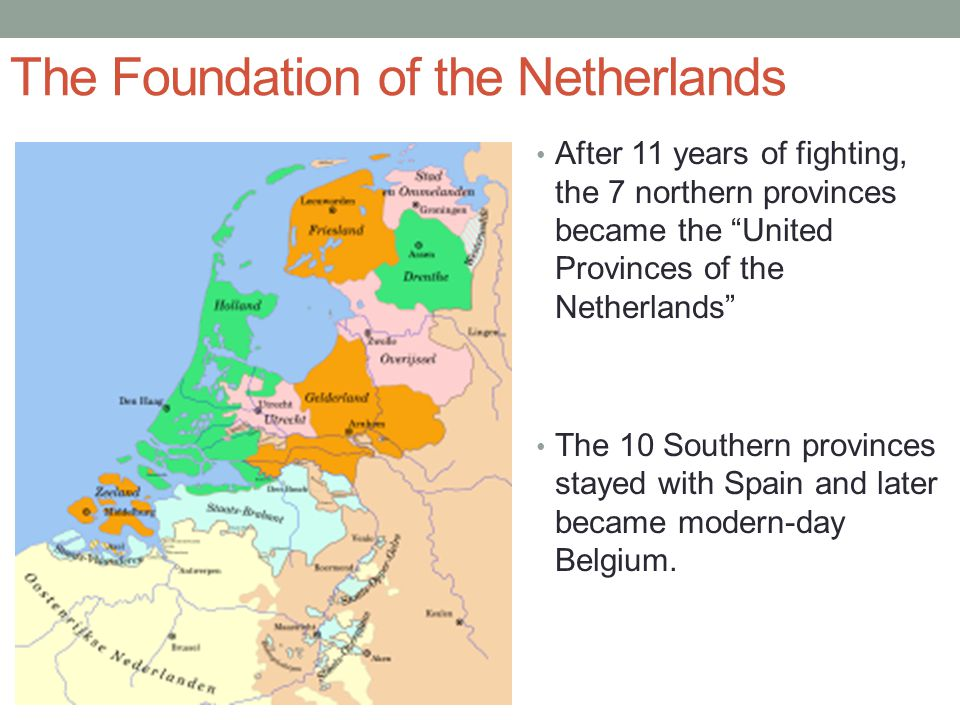 The Foundation of the Netherlands