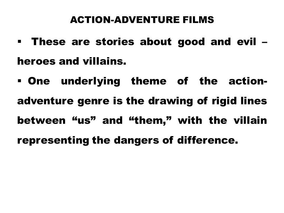 Action-Adventure Films