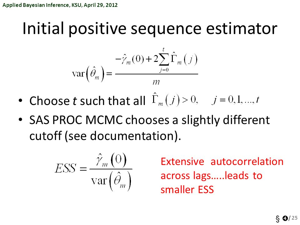 Initial positive sequence estimator