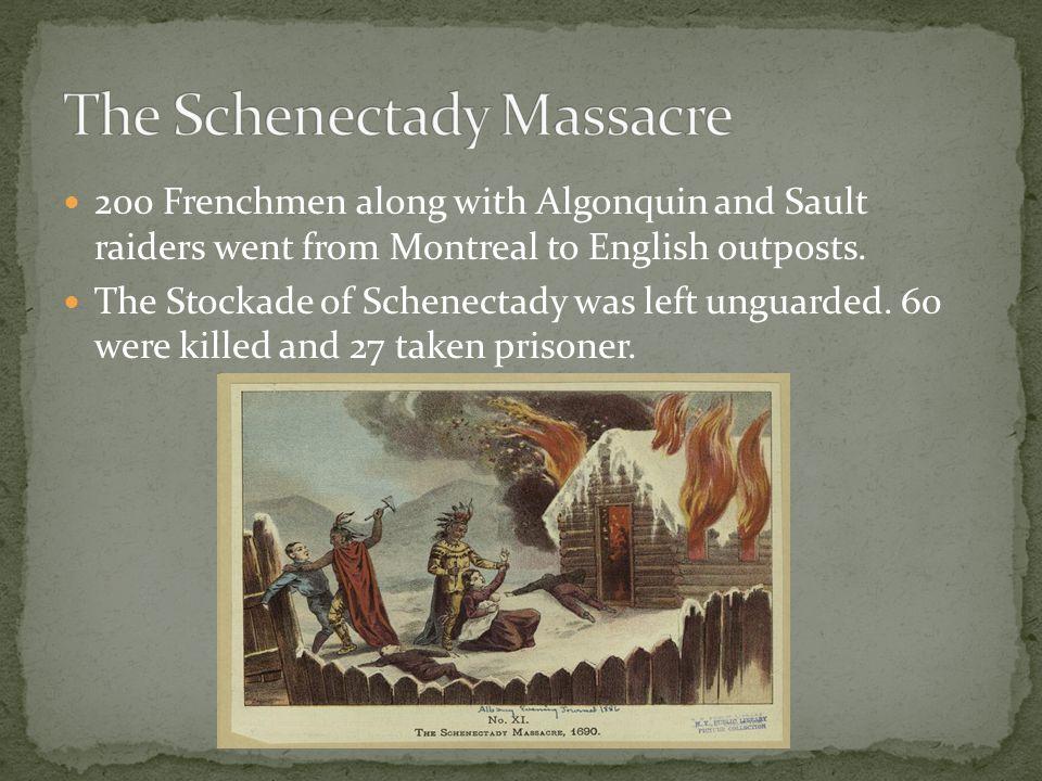 The Schenectady Massacre