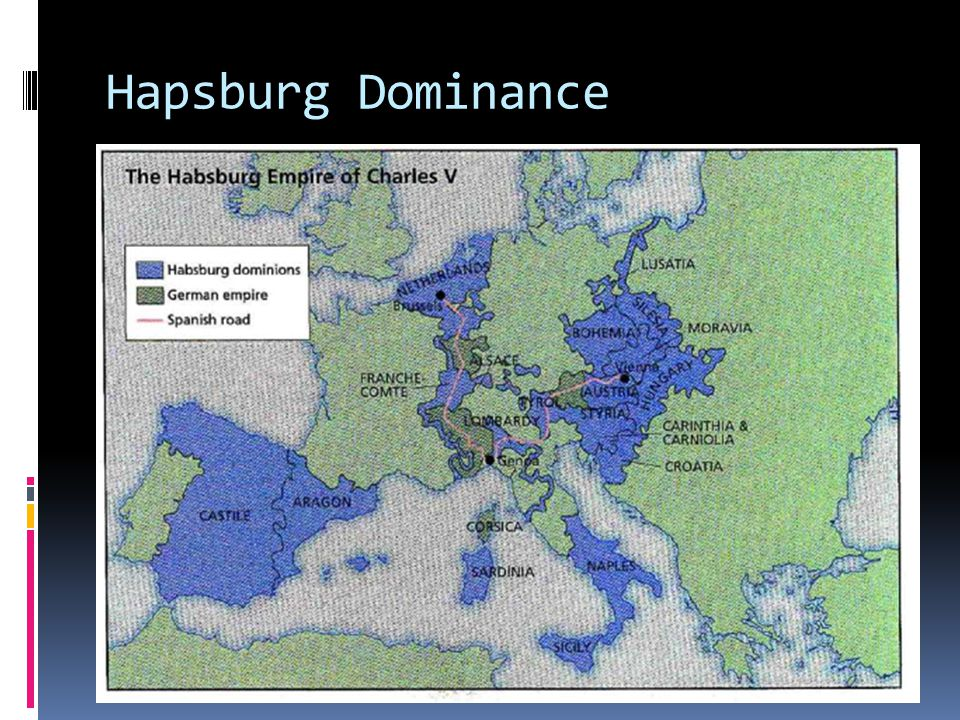 Hapsburg Dominance
